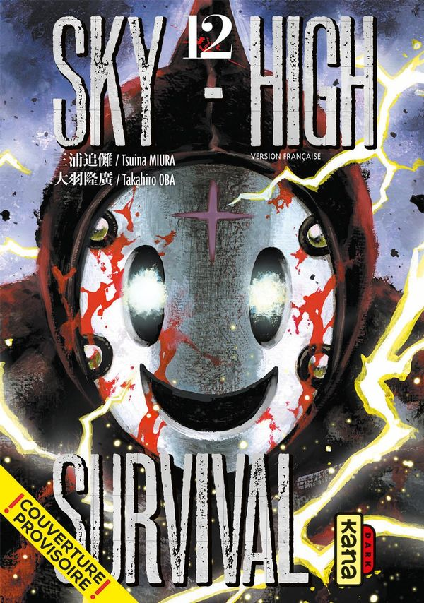 Sky-High Survival 12