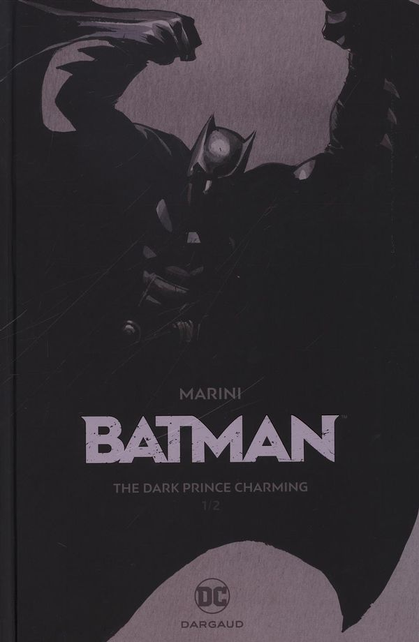 Batman 01 édition Gold