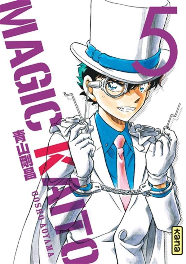 Magic Kaito 05