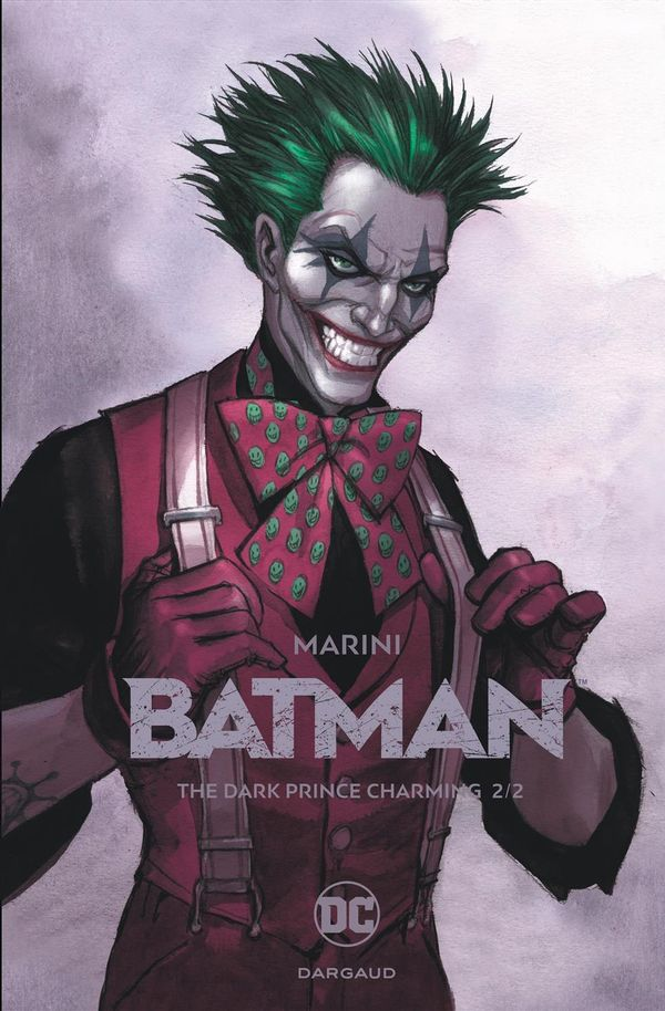 Batman 02 : The dark Prince charming