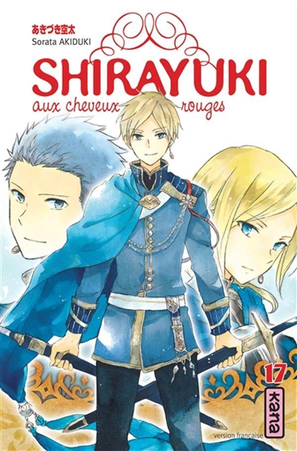 Shirayuki aux cheveux rouges 17