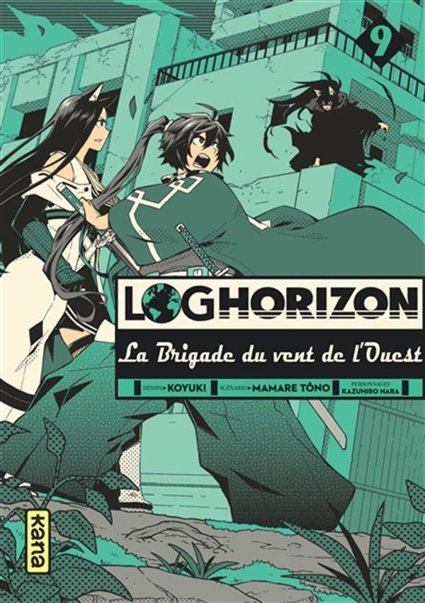 Log Horizon 09