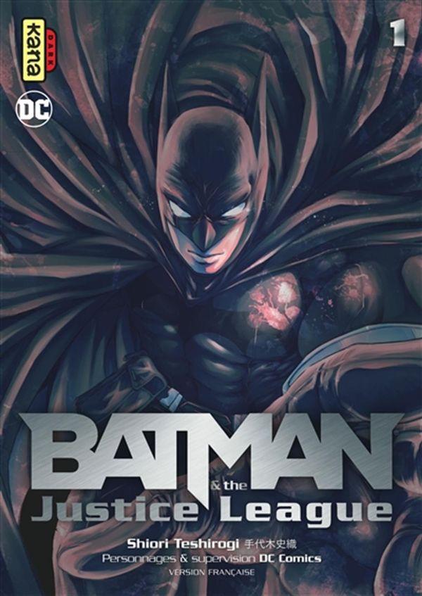 Batman & The Justice League 01