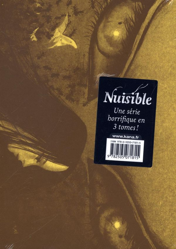 Nuisible coffret 01-03