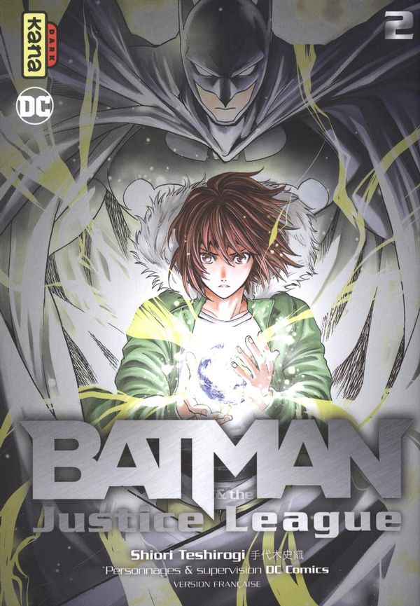 Batman & The Justice League 02