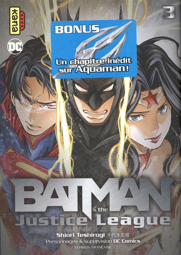 Batman & The Justice League 03