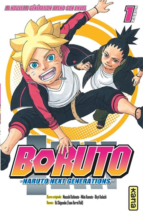 Boruto Roman 01