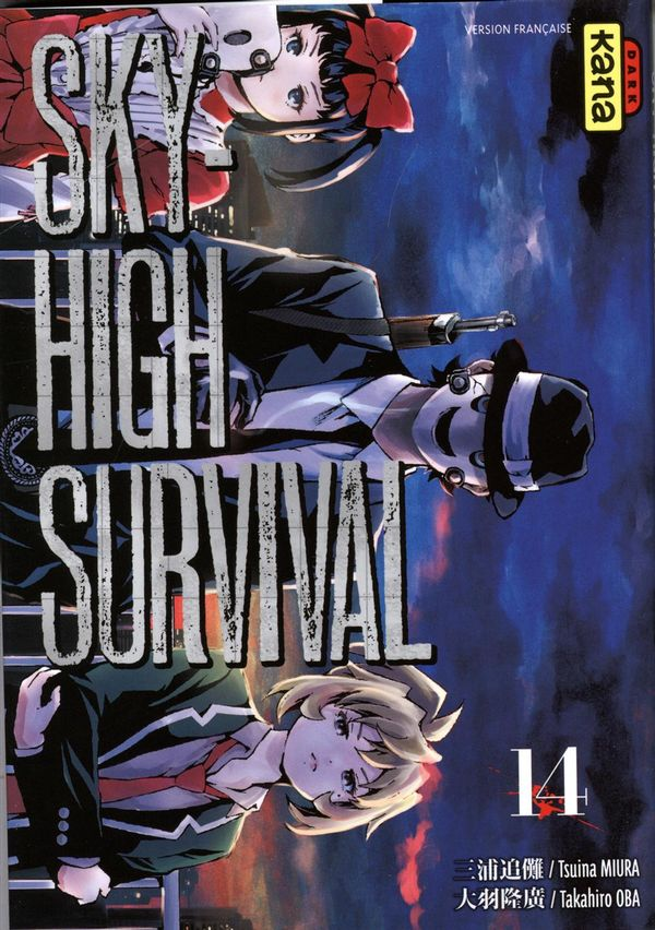 Sky-High Survival 14