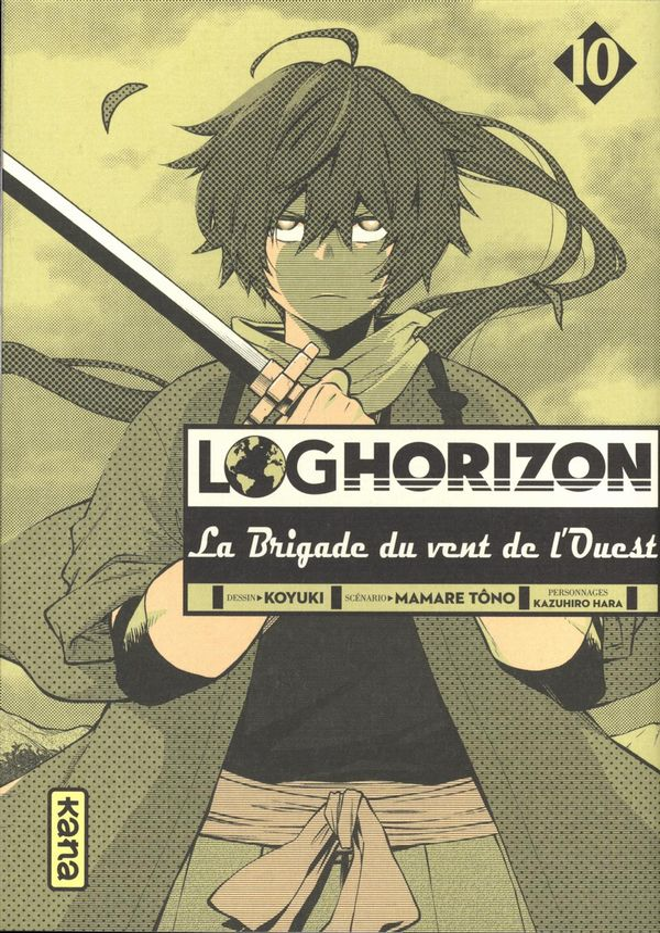 Log Horizon 10