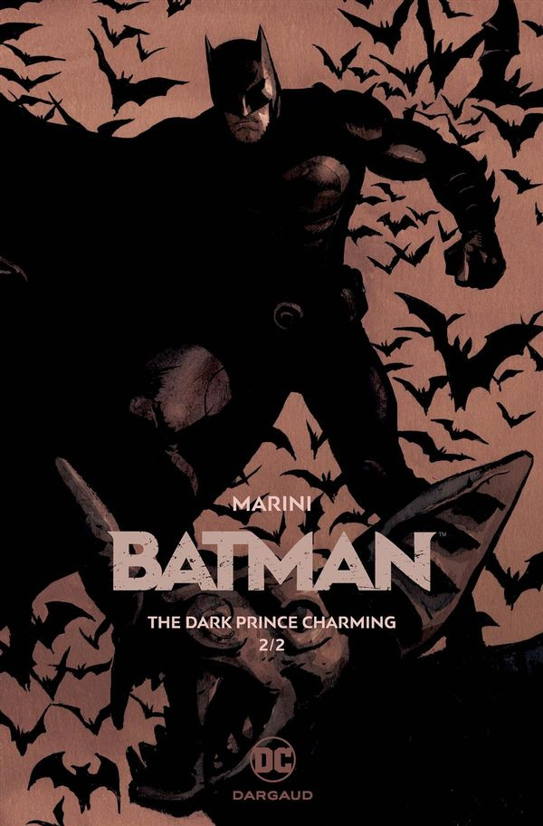 Batman The dark prince charming 02 - édition collector