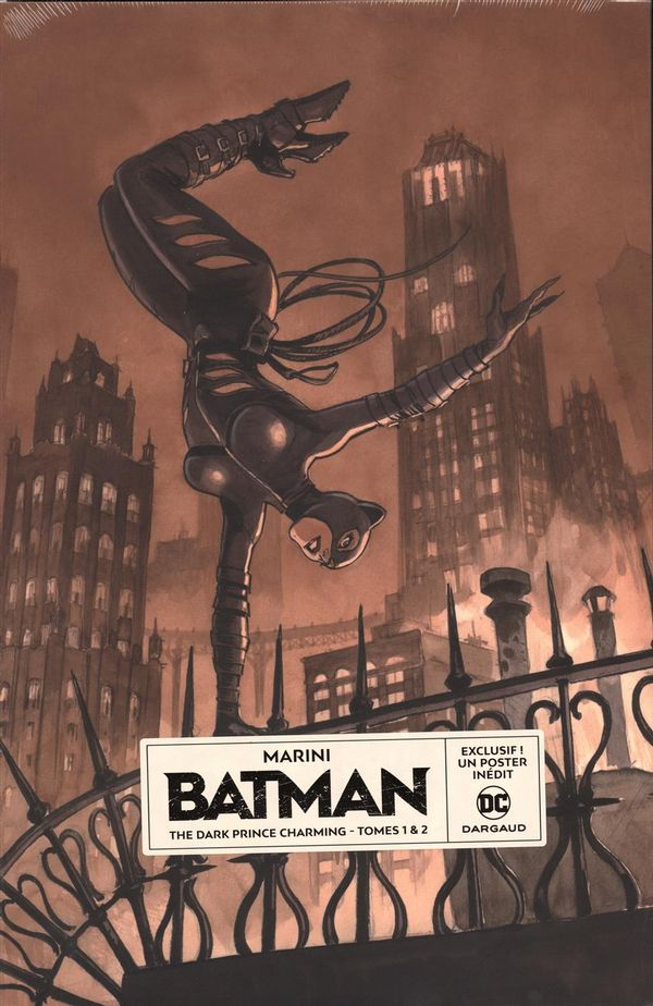 Batman Fourreau 01-02 : The Dark Prince Charming