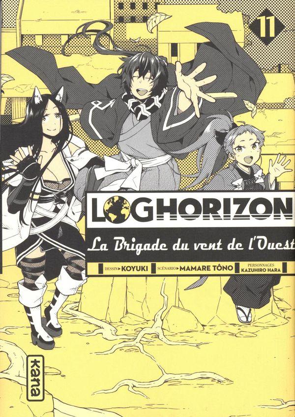Log Horizon 11