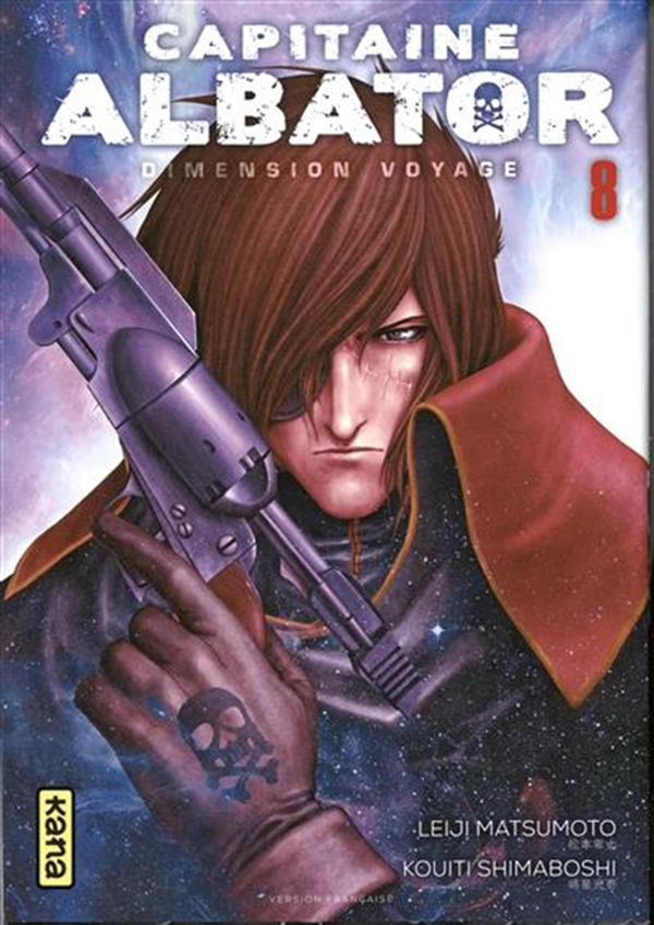Capitaine Albator - Dimension voyage 08