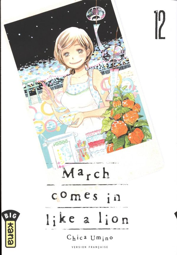 March comes in like a lion 12