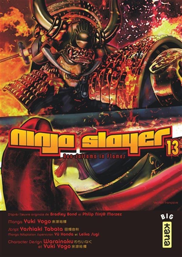 Ninja slayer 13