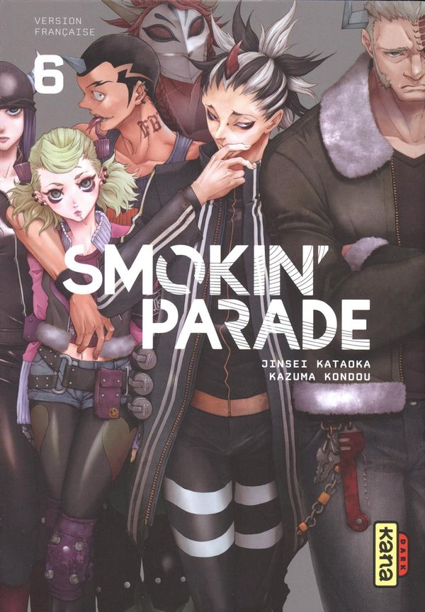 Smokin' parade 06