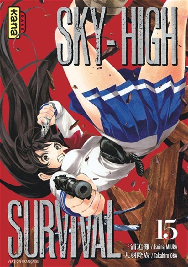 Sky-High Survival 15