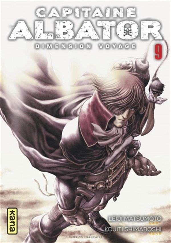 Capitaine Albator - Dimension voyage 09