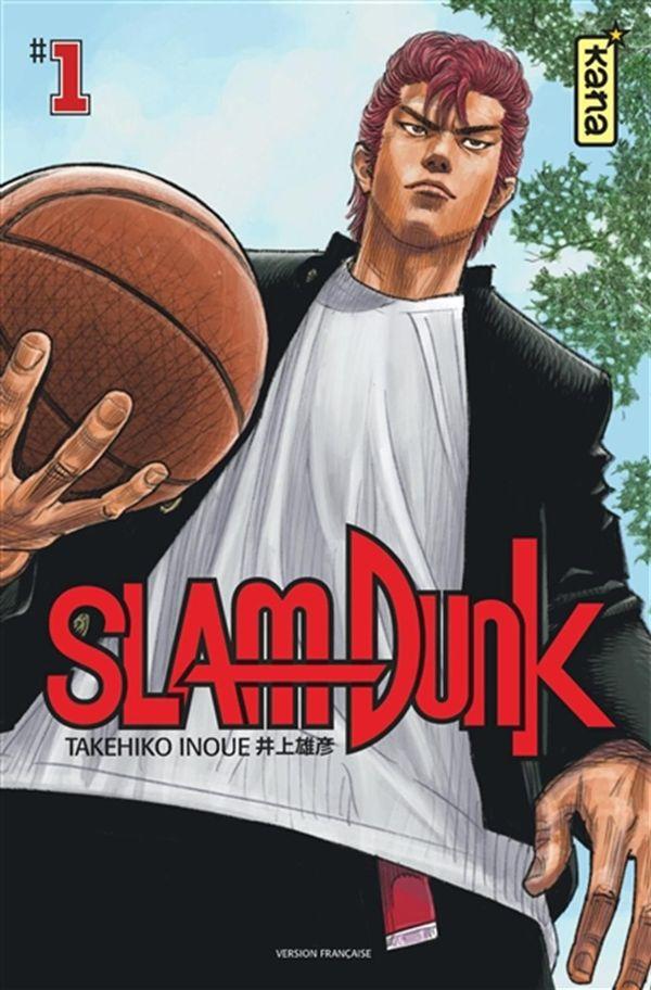 Slam dunk star édition 01