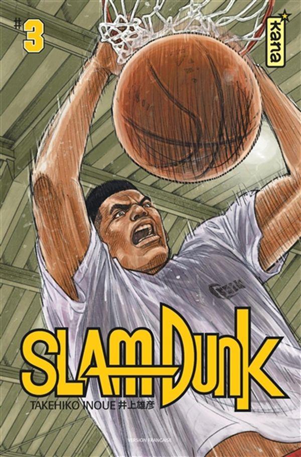 Slam dunk star édition 03