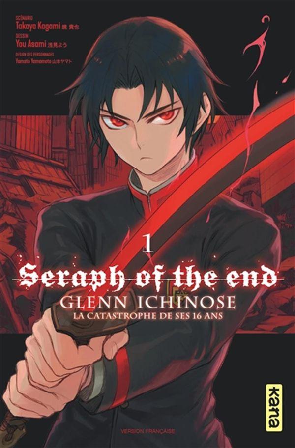 Seraph of the end Glenn Ichinose 01