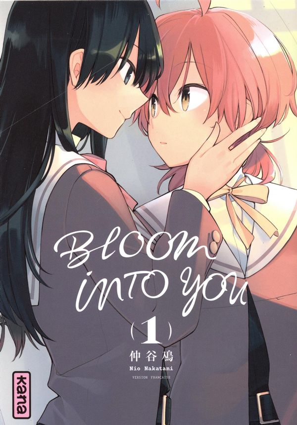 Bloom into you 01