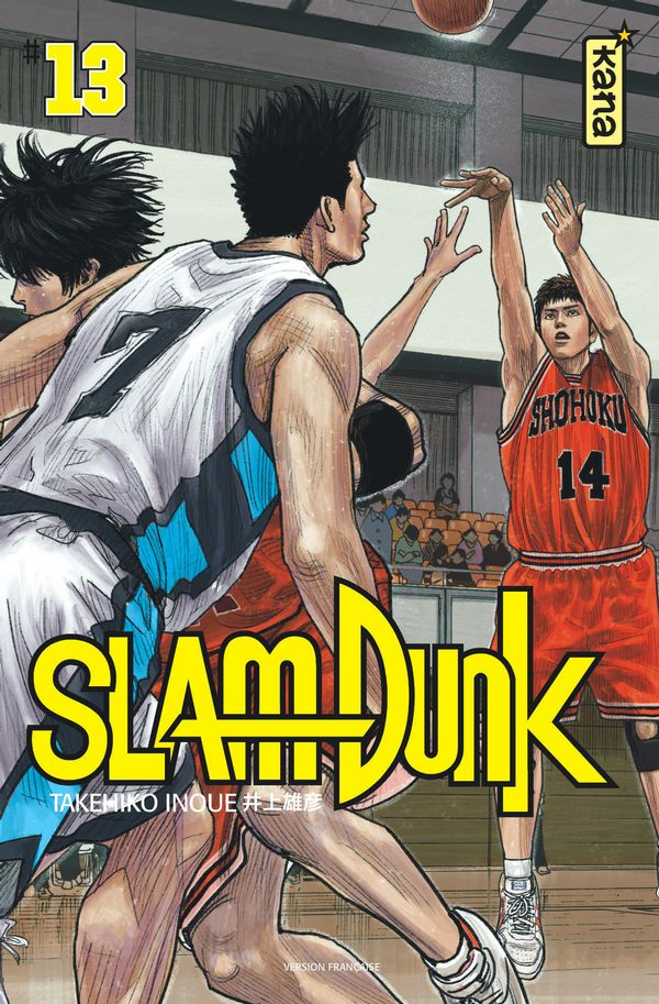 Slam Dunk Star édi 13
