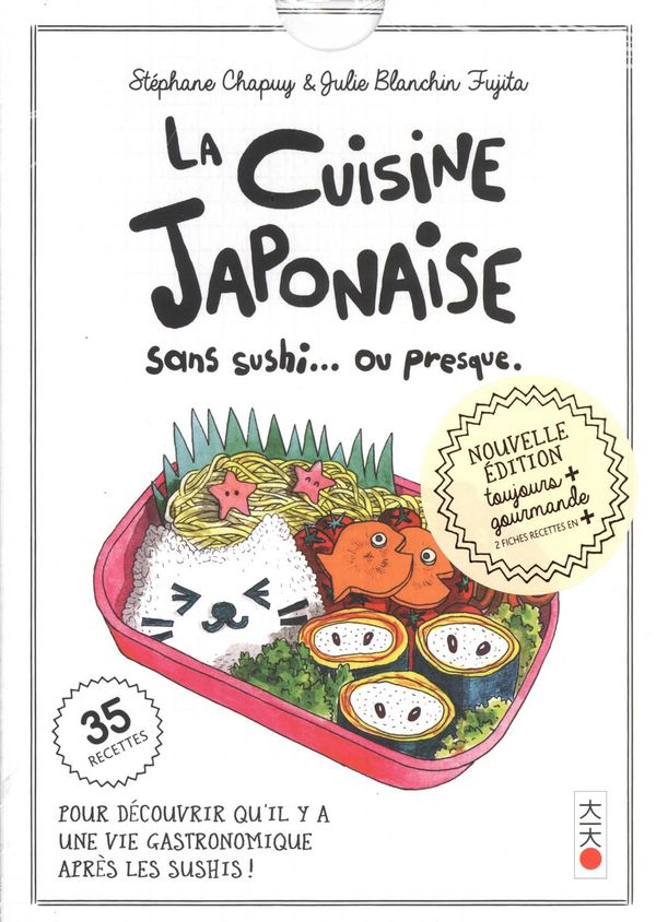 La cuisine Japonaise sans sushi... ou presque N.E.