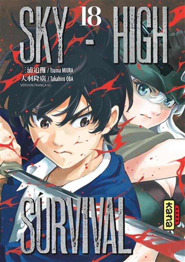 Sky-High Survival 18