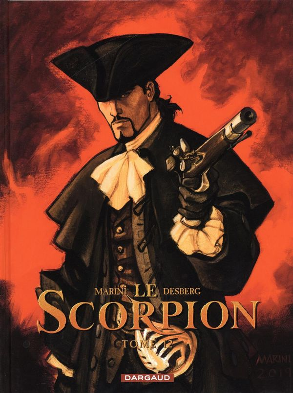 Scorpion 12 :  Le mauvais Augure édition spéciale anniversaire