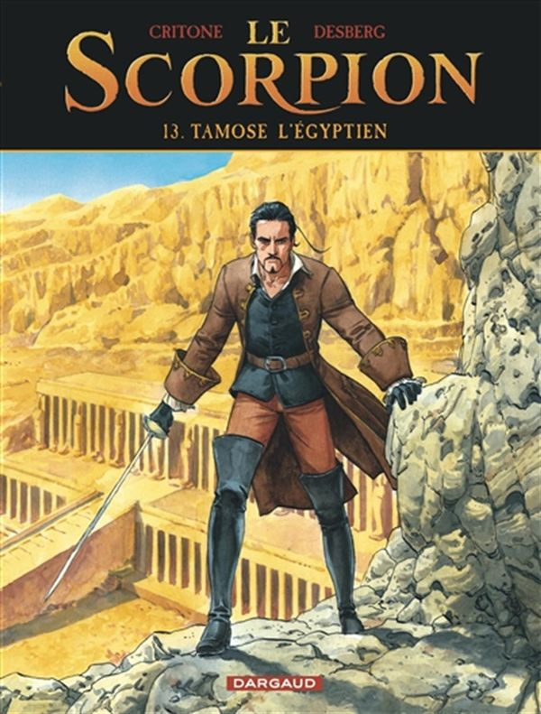 Le Scorpion 13 : Tamose l'Égyptien