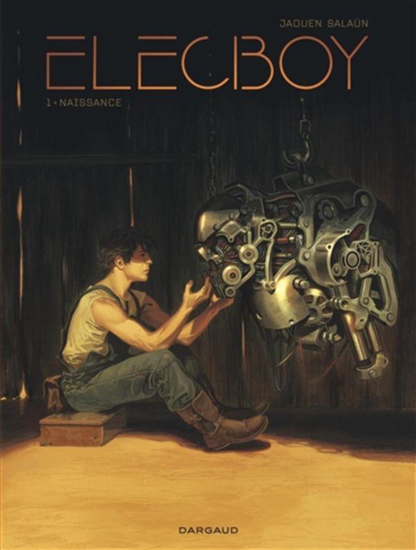 Elecboy 01 : Naissance