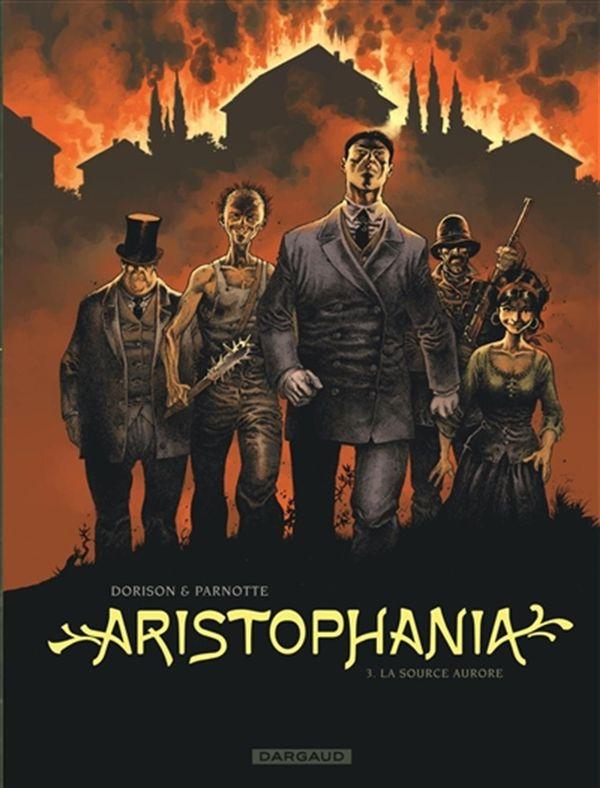 Aristophania 03 : La Source Aurore