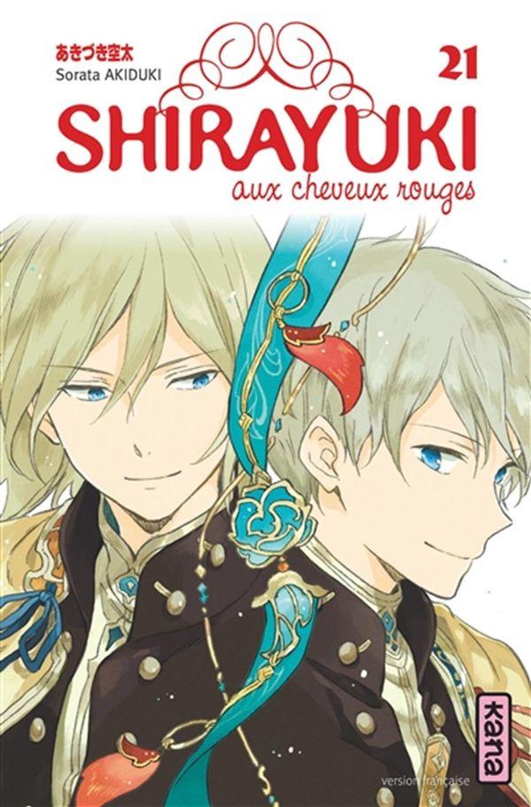 Shirayuki aux cheveux rouges  21