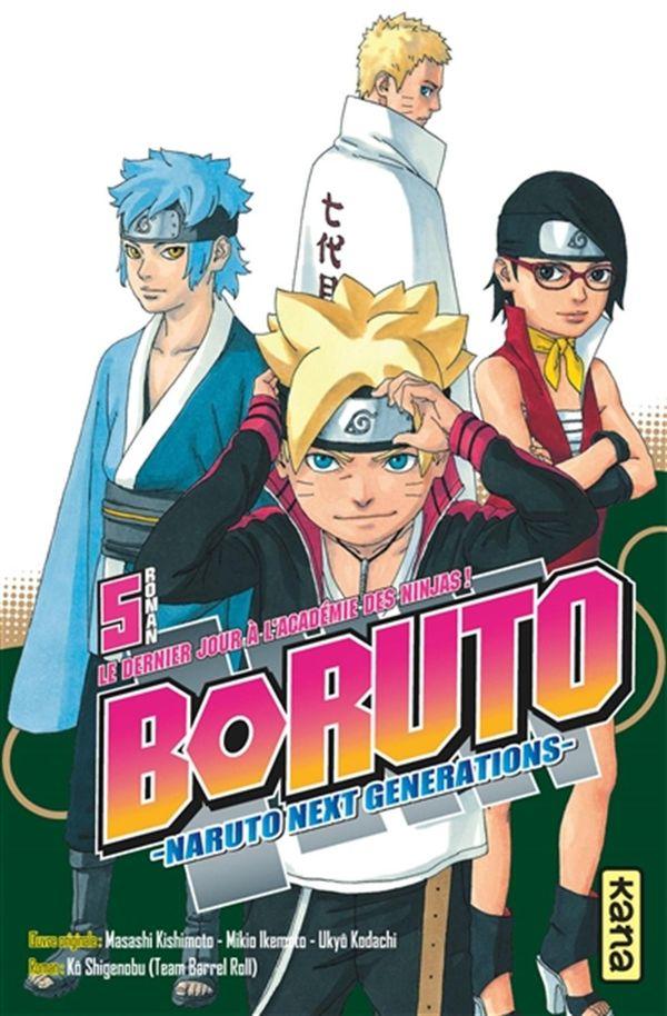 Roman Boruto 05
