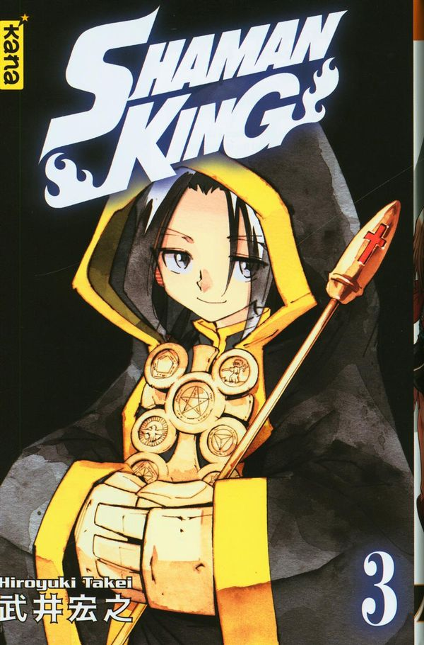 Shaman King star édition 03