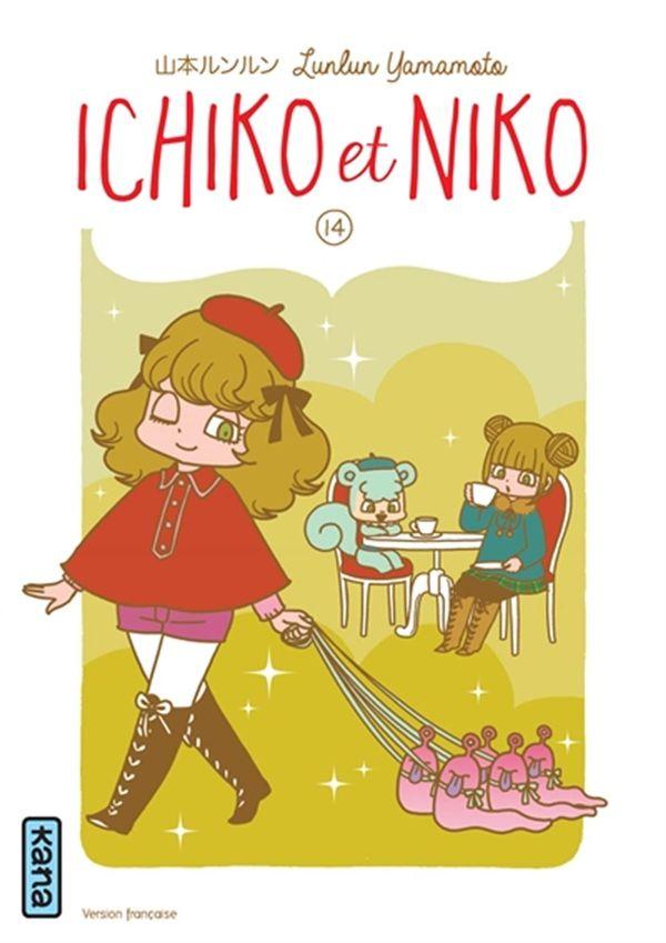 Ichiko et Niko 14