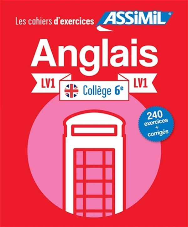 Anglais Collège 6e