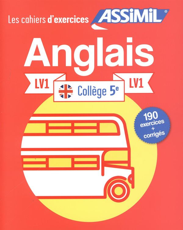 Anglais Collège 5e