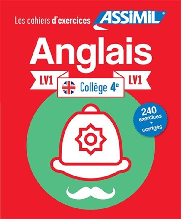 Anglais Collège 4e