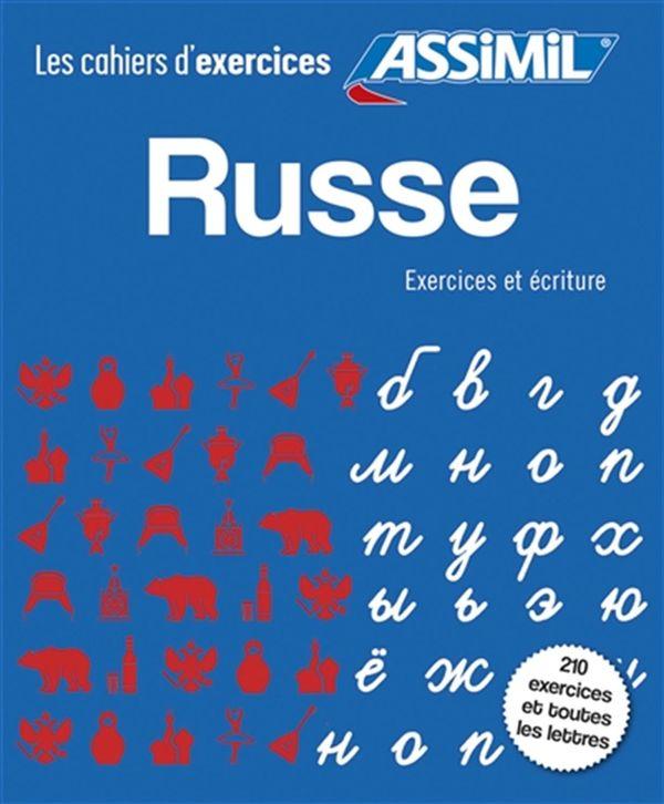 Russe - Exercices et écriture