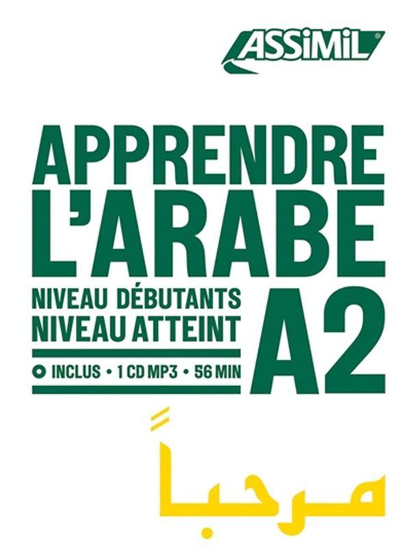 Apprendre l'arabe L/CD MP3