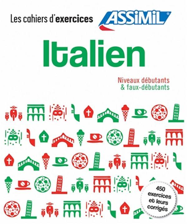 Coffret Italien - Niveaux débutants & faux-débutants