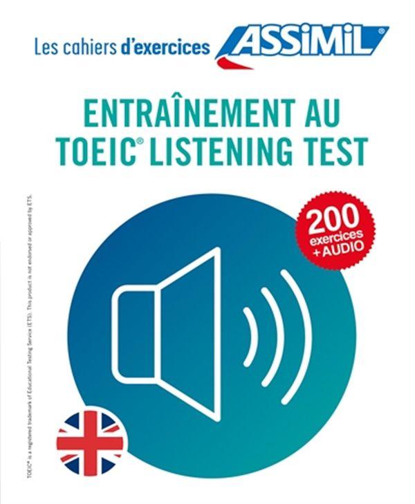 Entraînement au TOEIC Listening test