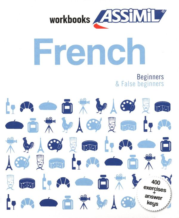 Coffret cahiers French - Beginners + False beginners