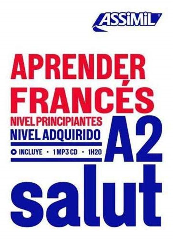 Aprender francés L/CD MP3 - Nivel principiantes/Nivel adquirido