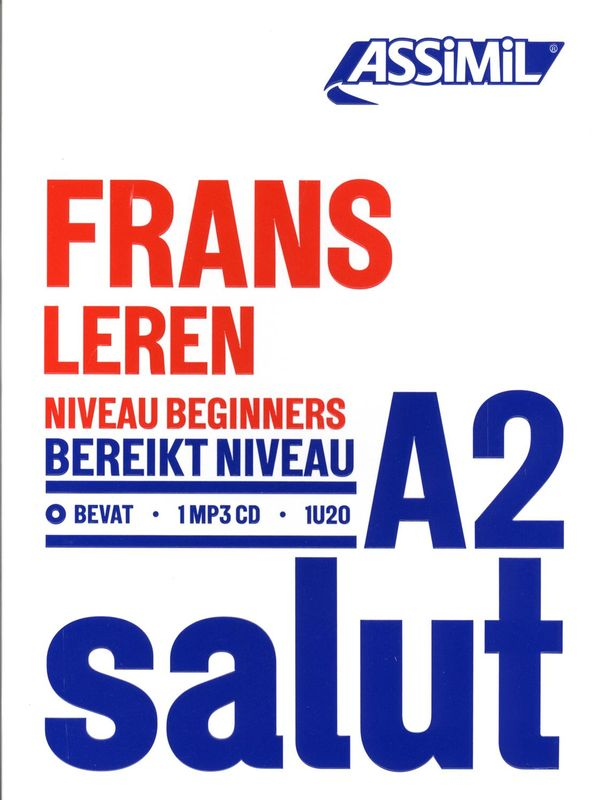 Frans leren L/CD MP3 - Niveau beginners