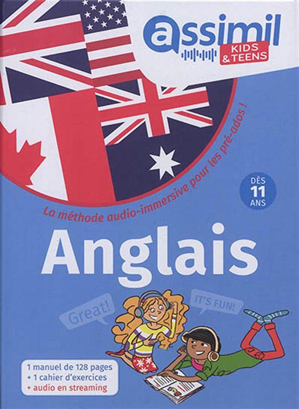 Anglais 11+
