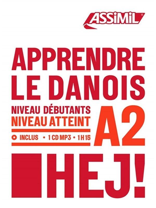 Apprendre le Danois A2 L/CD MP3 - Niveau débutants