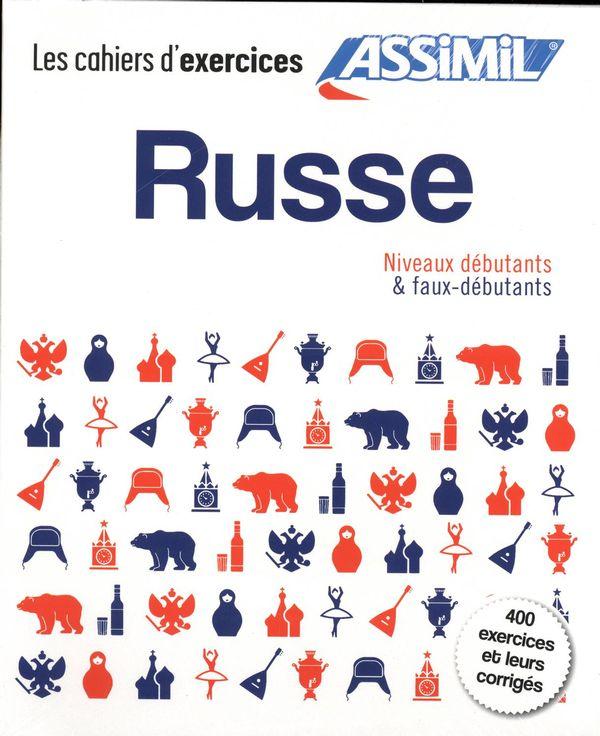Coffret Russe - Niveaux débutants & faux-débutants